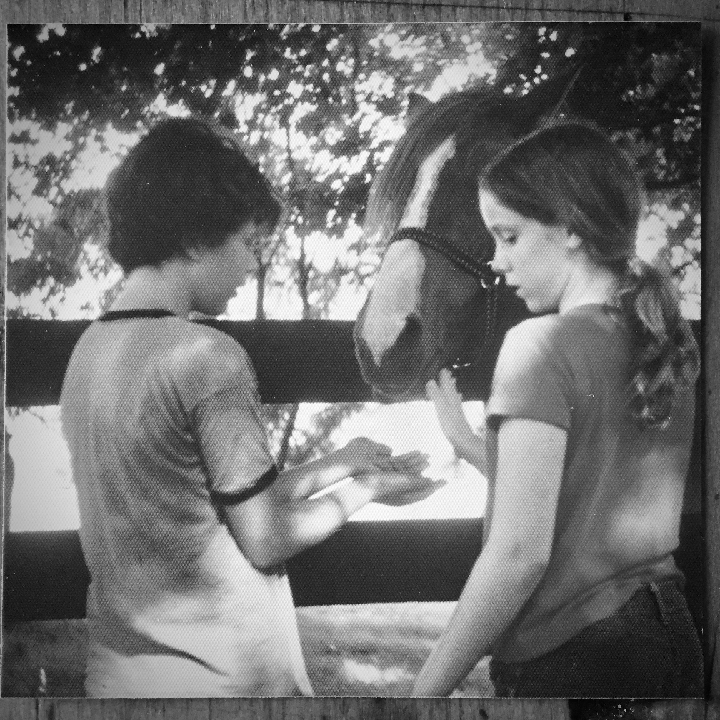 With my cousin, Laura, and Jenny Jones, my first horse, who taught me so much about strength. Nothing teaches responsibility, resilience, and love faster than being knocked off a horse and getting back on. Sometimes it helps to have a trusted confidante give you a hand up!